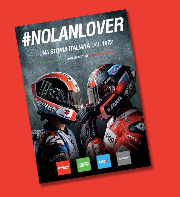 Caschi Nolan 2020
