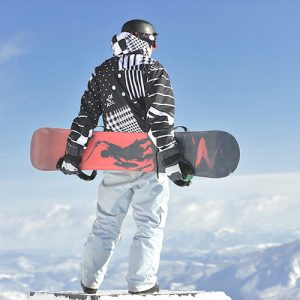 Caschi da snowboard