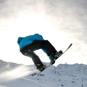 Casco da snowboard