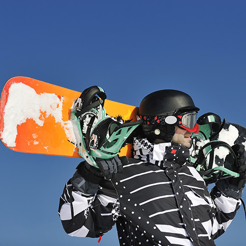 Migliori caschi da snowboard